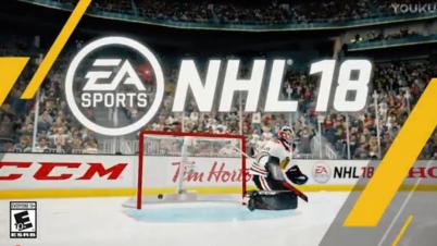 NHL 18视频