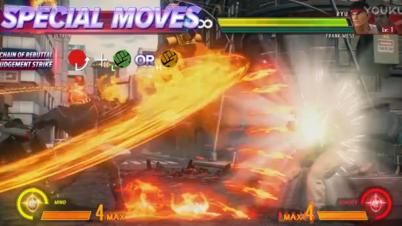 《漫画英雄VS卡普空:无限》恶灵骑士教学