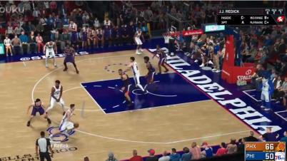 NBA2k18评测视频