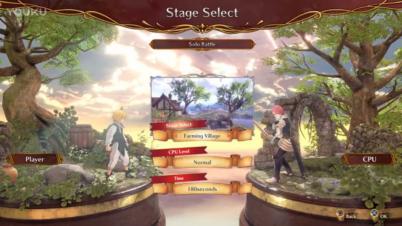 《七大罪:布里塔尼亚的骑士》PS4版演示