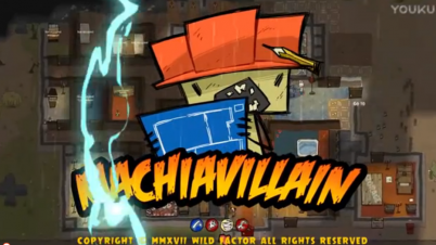 《MachiaVillain》Steam PV