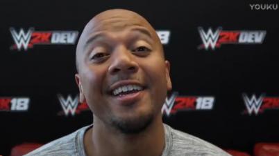 《WWE 2K18》开发者演示