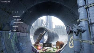 《半条命2》虚幻引擎4重制版视频