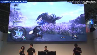 《怪物猎人 世界》灭尽龙实机演示完整版