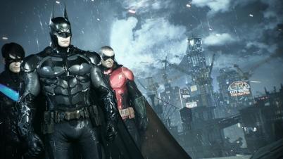 【陈踏岚】《蝙蝠侠: 阿卡姆骑士》终极的小丑