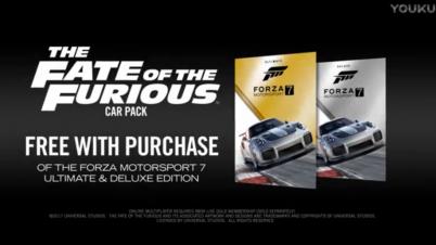 《速度与激情》DLC登陆《极限竞速7》