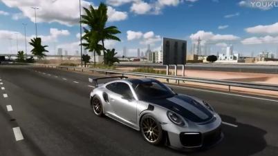 2017年赛车游戏画面对比