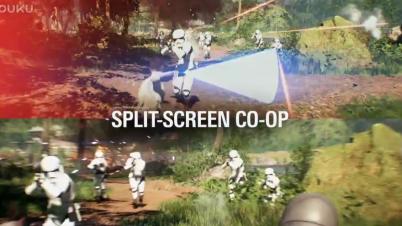 《星球大战:前线2》官方beta预告