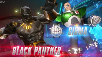 《漫画英雄VS卡普空:无限》DLC预告