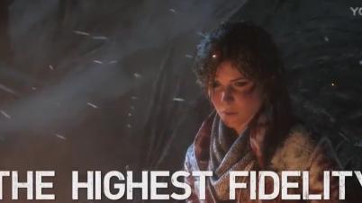 《古墓丽影:崛起》Xbox One X加强版