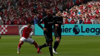 Switch《FIFA18》技术分析