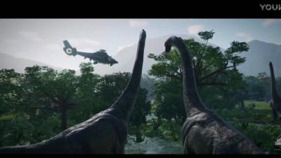 《侏罗纪世界:进化》实机演示预告