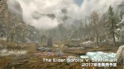 日区新版PSVR游戏阵容介绍