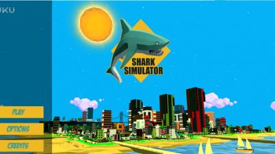 【逍遥小枫】鲨鱼模拟器