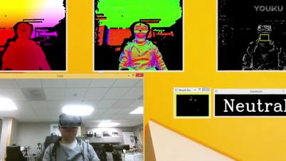 科学家研究VR嘴部识别