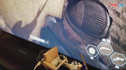 《星球大战:前线2》玩家自制机器人