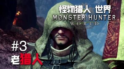 【DEV】【老猎人】怪物猎人 世界 Monster Hunter World #3